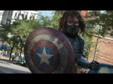 Skillet Nightcore MV  AMV Captain America The Winter Soldier  Not Gonna Die