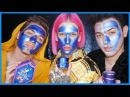 BLUE GLAMGLOW GRAVITY MUD Demo Review feat MannyMUA