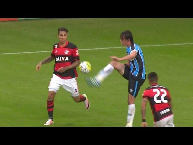 Geromito dá chapéu em Guerrero l GrêmioTV