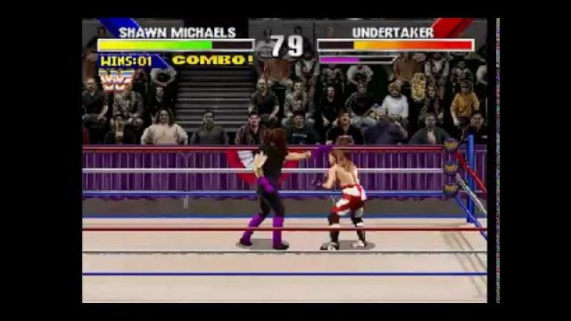 WrestleMania 26 The Undertaker vs Shawn Michaels