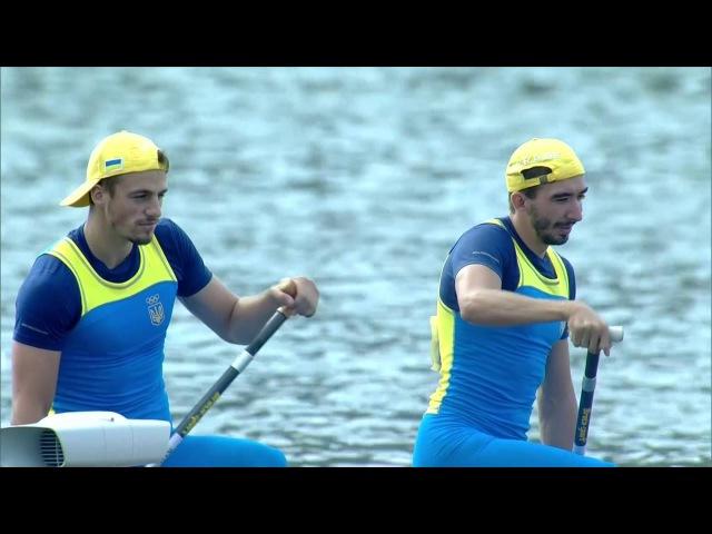 Men's kayak single 200m |Canoe |Rio 2016 |SABC