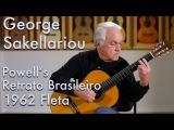 1962 Fleta - George Sakellariou plays Retrato Brasileiro by Baden Powell