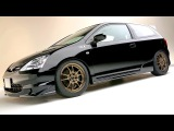 King Motorsports Mugen Honda Civic Si Hatchback EP3 11 2002
