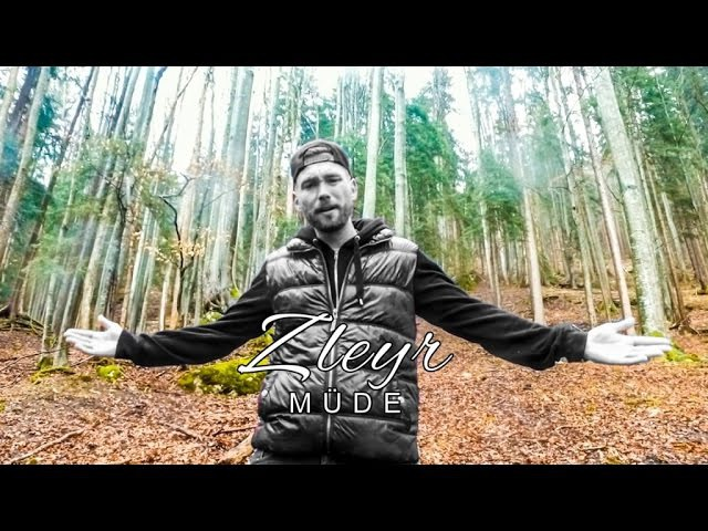 ZLEYR ✖️Müde ✖️ prod. by Penacho Beats