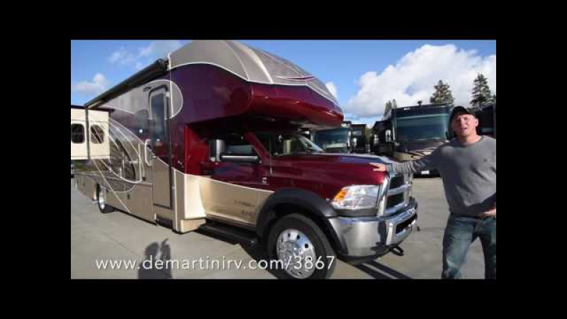 2017 Dynamax Isata 5 36DS 4X4 Luxury Class C Full Walk-Through