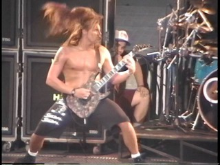 Suicidal Tendencies - Live At Orange County Fairgrounds Middletown,Ny 6.17.94