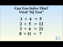 Only 1 In 1000 Can Solve The Viral 1 4 = 5 Puzzle. The Correct Answer Explained