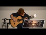 Fallout 4 Official Main Theme (Inon Zur) - Guitar Cover by CallumMcGaw + TABS