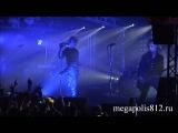 Глеб Самойлов &amp The Matrixx - Рай LIVE Петербург 2011