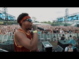 Dope D.O.D. Live @ Dour 2016 - The day is my enemy ( Liam H Remix )