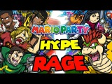 YoVideogames! Mario Party X Bowser Mode Hype &amp Rage Compilation (by Hawke525)