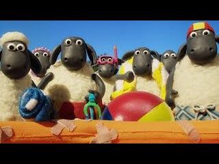 Барашек Шон 3 сезон 2 часть / Shaun the Sheep 3 season 2 part