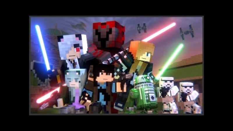 Galaxy Wars FULL ANIMATION (Minecraft Animation) [Hypixel]