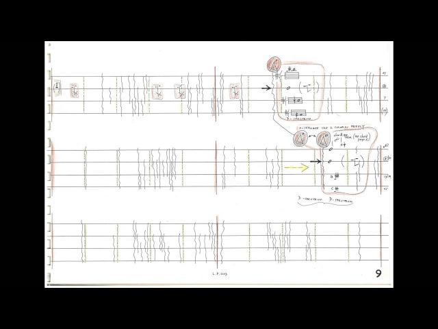 Horatiu Radulescu - Das Andere (w score) (for solo viola) (1983)