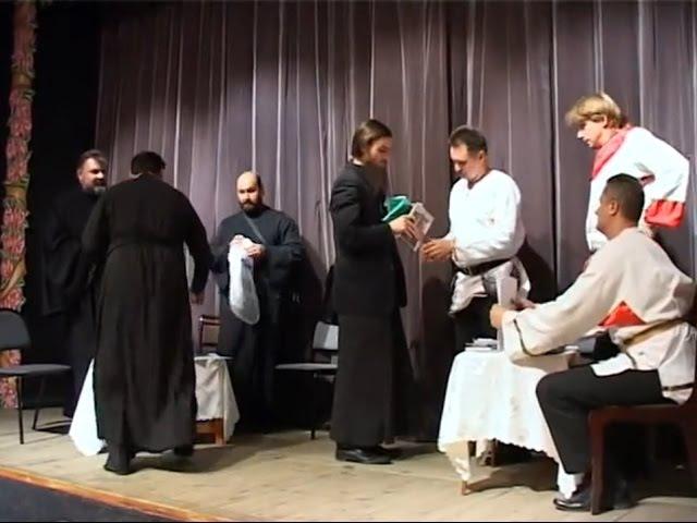 Диспут православных христиан с родноверами