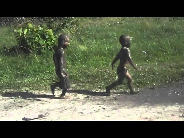 Дети в грязи X—Files