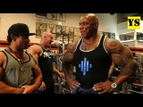 Legend CAMEBACK Flex Wheeler Training for Olympia | Yurich SPORT