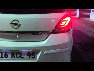 Opel Astra H Dectane Led Stop