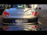 Porsche Boxster 987 mit Dectane LED Rückleuchten