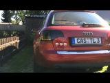 Audi A4 B7 Umrüstung auf Dectane Rücklichter