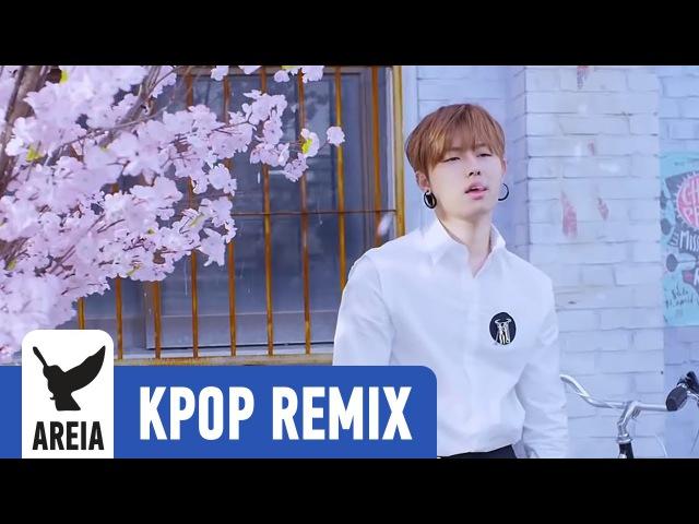 Block B - A few years later | Areia Kpop Remix 223 кфк