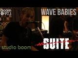 Honeymoon Suite - Wave Babies LIVE - studio boom