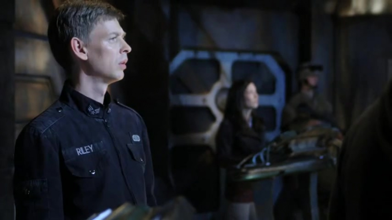 Звёздные Врата Вселенная, Сезон 1 Серия 2
