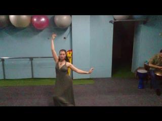 Магия танца и музыки (джем от Ярослава Жука и Жени Чистовской) full version