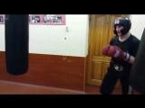 Александр Журавский подготовка к бою