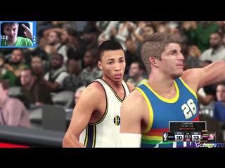 NBA 2K16 RTTP, лучшие матчи часть 9 привет seed 5 (первая игра в сиде 5)
