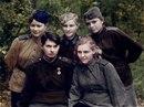 Фотографии времен Великой Отечественной Войны в цвете