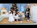 Новый год в садику Ветика-1