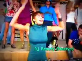 Dj Beauty (Nastia) - Kazantip Party LIVE ! (Loco Jam - Medusa Заводная Бьюти диджей)
