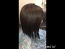 выпрямление и восстановление волос от smart one . Япония!