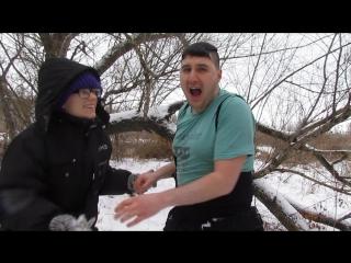 Кролик Блэк меня заморозил снегом
