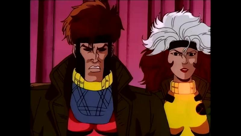 Люди Икс (3 сезон .12 серия) 1992
