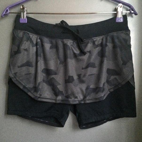 Спортивные шорты-юбка Милые дамы, обращаюсь к Вам Пост из