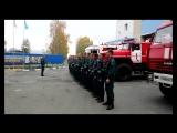 В память о погибших пожарных в городе Москва 27.09.2016