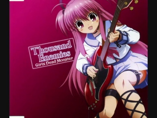 Angel Beats! - Rain song FULL version