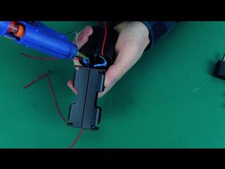 Как сделать сверхмощный электрошокер 800.000 В своими руками