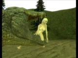 Croc Vore story