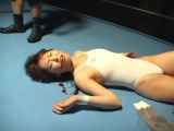 Mixed Wrestling Bloody Ryona