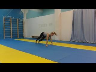 3 юношеский разряд по Спортивной Акробатике