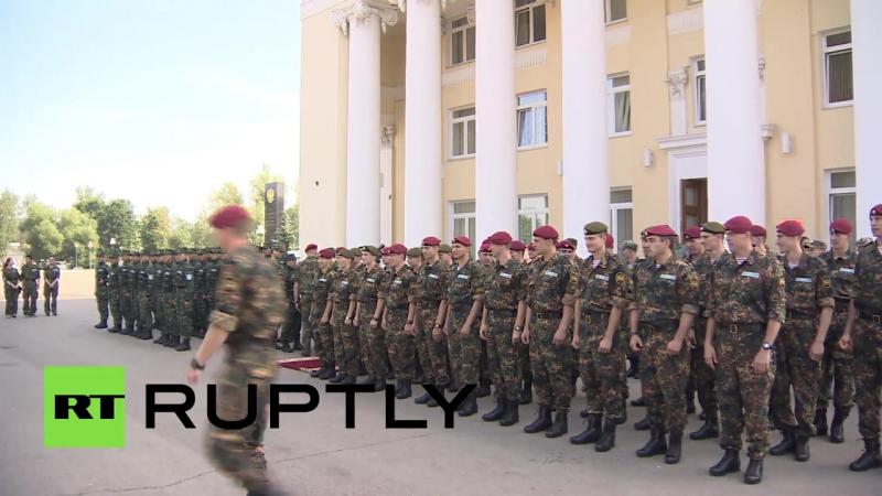 Совместные учения спецназа РФ и КНР начались в Подмосковье
