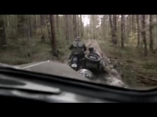 Военная разведка. Западный фронт. 1-4 серия. (2010г.).