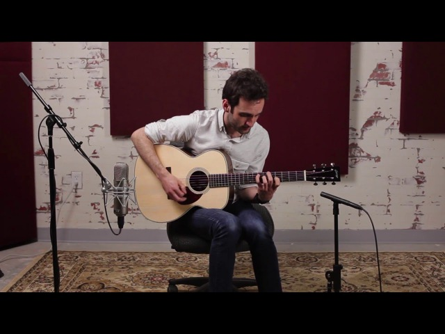 Julian Lage - Day and Age - Collings OM2H T Traditional