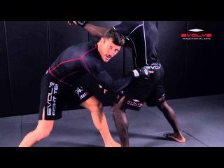 MMA: Takedown GNP KO Combination | Evolve University