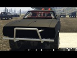 GTA 5 Dodge Charger Off Road Fast & Furious 7