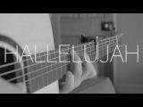 Jeff Buckley - Hallelujah - Fingerstyle Guitar Cover - Free Tabs