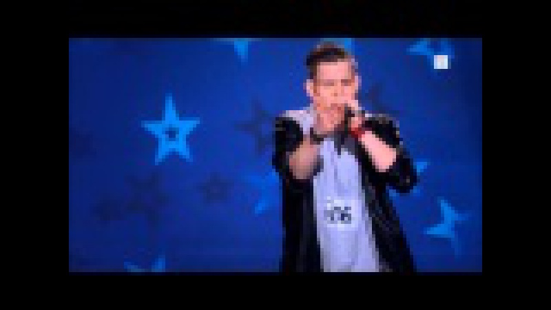 Patrick Jørgensen KUN Rappen Norske Talenter Million Questions